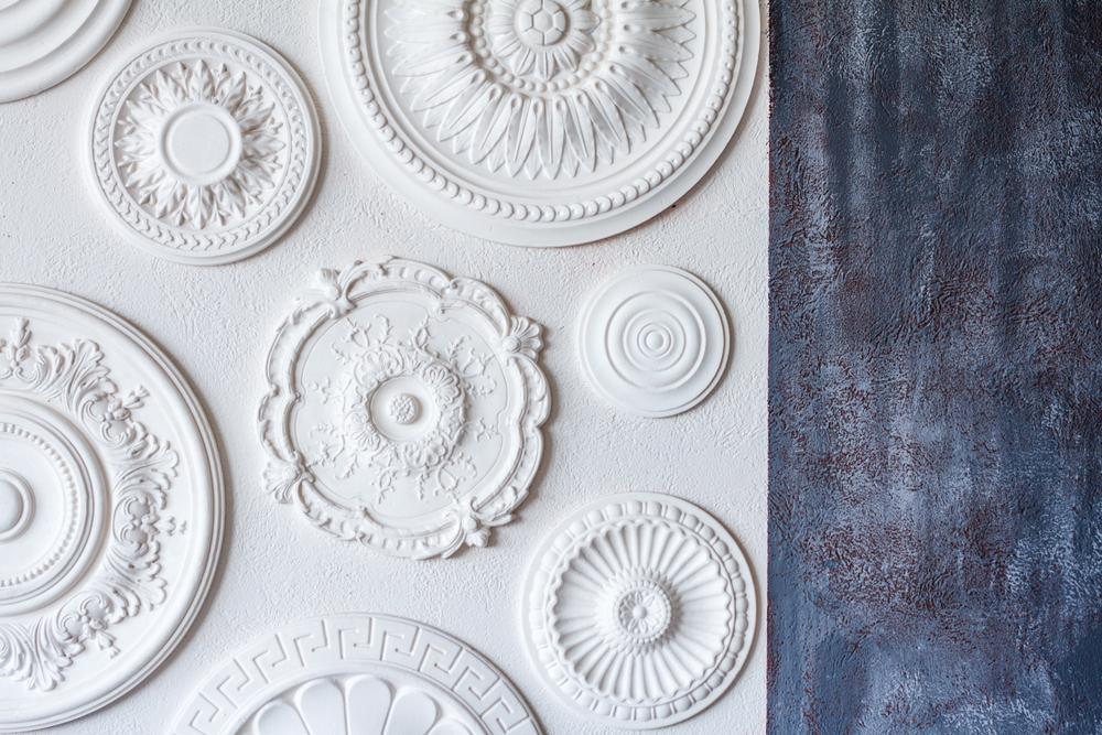 Rosace polyuréthane : une meilleure idée de décoration