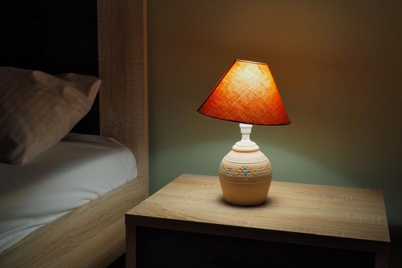 lampe de chevet tendance